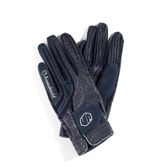 Samshield Riding Glove Navy Blue