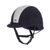 Charles Owen Sparkly YR8 Navy Riding Hat