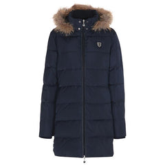 Harcour Ladies Oural Long Fur Padded Jacket
