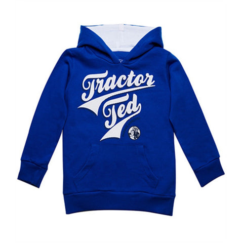 Tractor Ted Vintage Winter Hoodie - Equeto