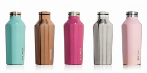 Corkcicle canteen colours