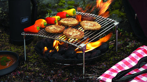 Botanex Grilliput Camp Grill Fire bowl