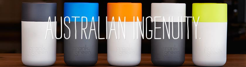 frank green Australian smart coffee cups group