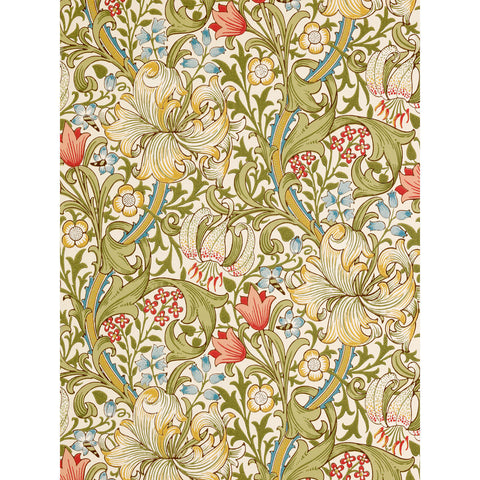 Morris&Co.- Honeysuckle-Golden-Lily