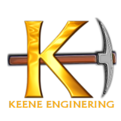 keene engineering logo