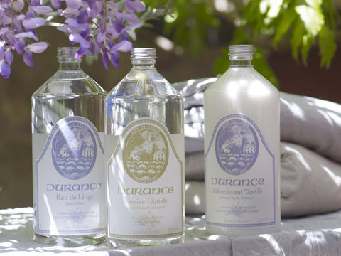 Durance range of Linen Care products