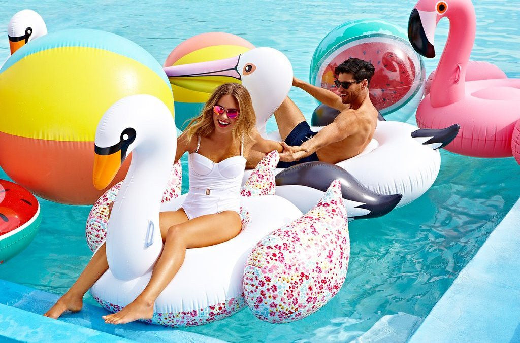 Sunnylife blow ups and inflatables - Liberty - Limited Edition Swan