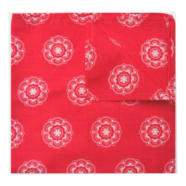 SEWARD | Ladies Premier Handkerchiefs - Ruby 3