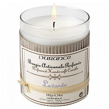 DURANCE | Handcrafted Candle - Lavender 180gm