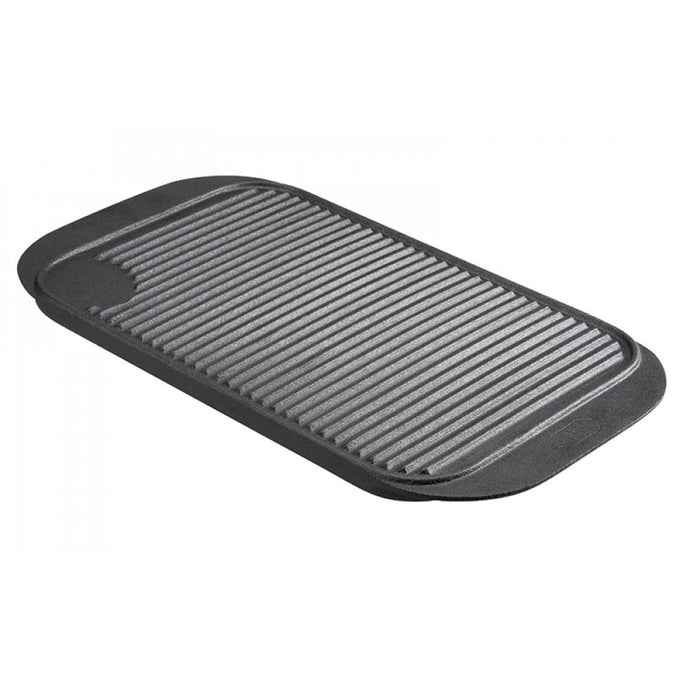 PYROLUX | Pyrocast Cast Iron Rectangular Grill Tray 48cm