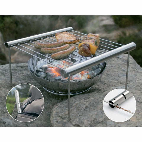 GRILLIPUT | Portable Camp Grill