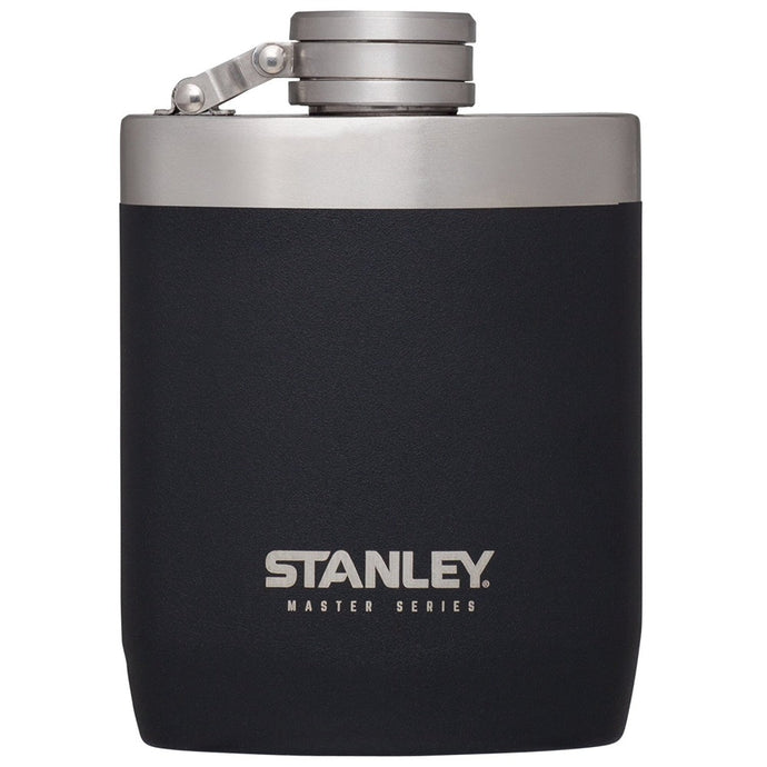STANLEY | MASTER Insulated Flask 8oz (236ml) - Foundry Black