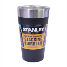 Load image into Gallery viewer, STANLEY | ADVENTURE Stacking Pint Tumblers 470ml (16oz) - Matte Black