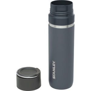 STANLEY | GO SERIES Ceramivac™ Insulated Bottle 710ml (24oz) - Asphalt