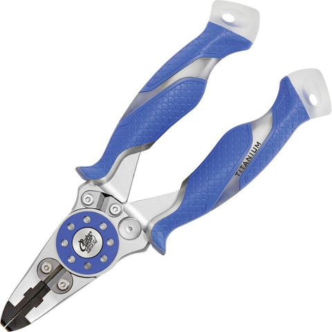 "CUDA | 7.5"" Mono/Braid Fishing Pliers & Wire Cutters - 18846"