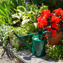 Load image into Gallery viewer, HAWS Traditional Watering Can 'The Bearwood Brook Green' - One Gallon (4.5L)
