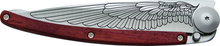 Load image into Gallery viewer, DEEJO KNIFE | Rosewood 37g - Wing closed