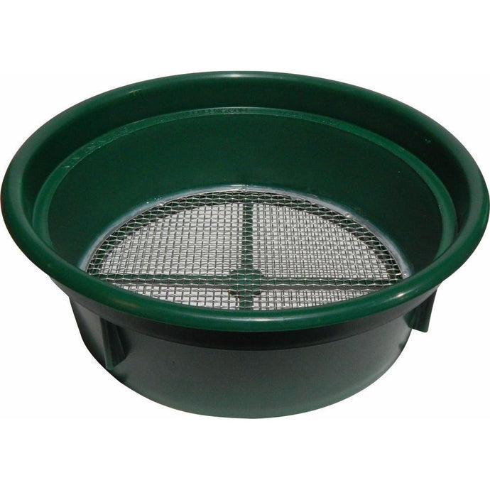 KEENE | Green Gold Prospecting Classifying Sieve - 4 Mesh - 1/4