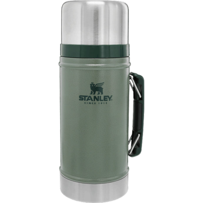 STANLEY | CLASSIC 940ml Insulated Food Jar - Hammertone Green