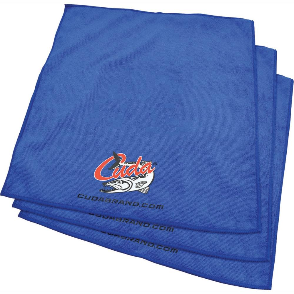 CAMILLUS | Cuda Microfibre Towel, Pack of 3 - 18217