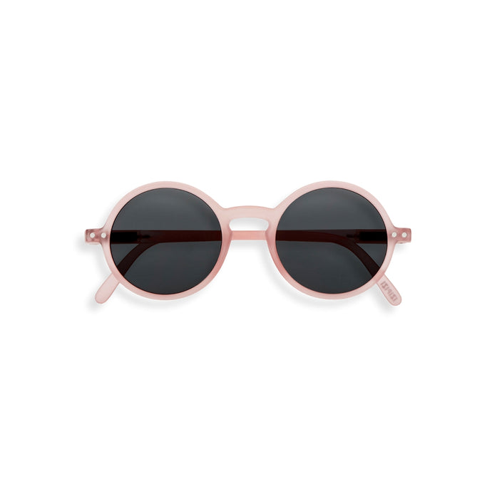 IZIPIZI PARIS | Sun Junior - STYLE #G Sunglasses - Pink (3-10 YEARS)