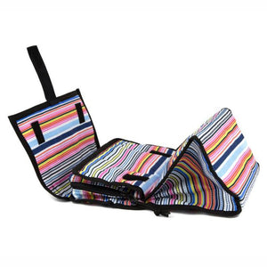 PACKIT® | Freezable Lunch Bag 4.5L - BLANKET STRIPE **Discontinued - Limited Stock**