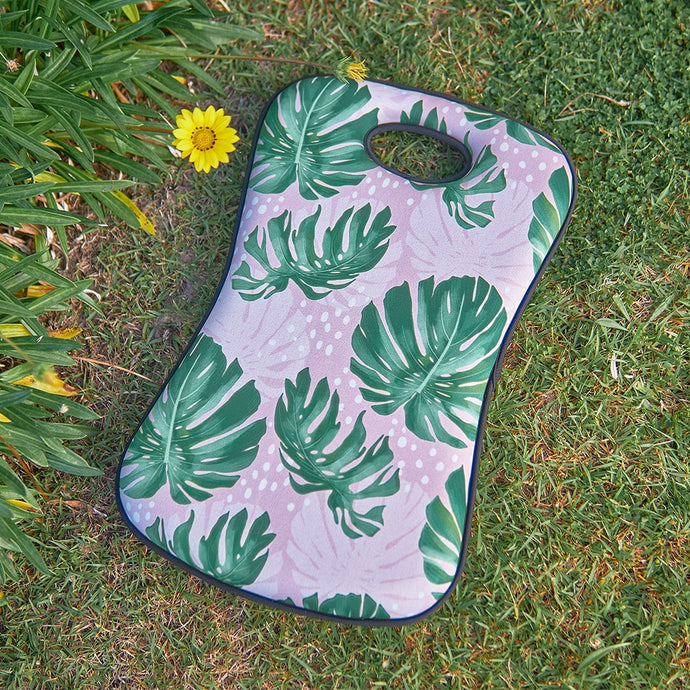 ANNABEL TRENDS Kneeling Mat - Spotty Monstera
