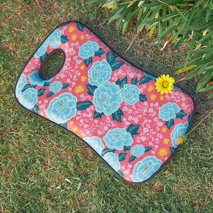 ANNABEL TRENDS Kneeling Mat - Pretty Peonies