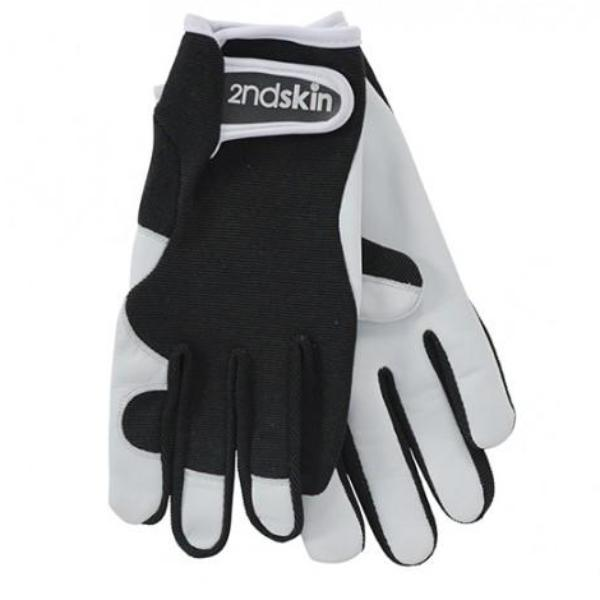 ANNABEL TRENDS 2ND Skin Large Gloves - Black