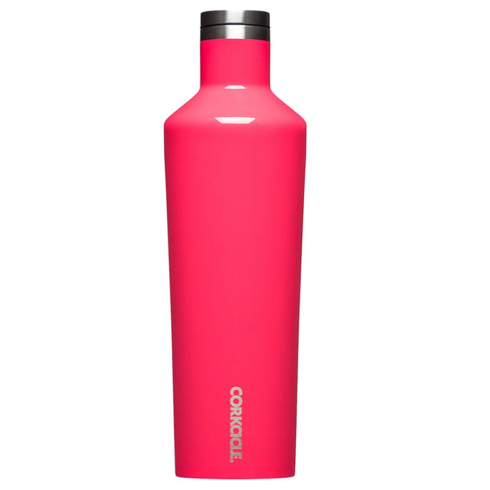 CORKCICLE | Stainless Steel Insulated Canteen 25oz (750ml) - Flamingo