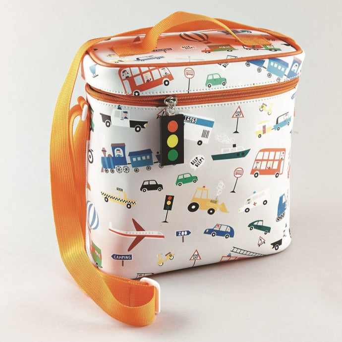FLOSS & ROCK UK  Insulated Lunch Bag-Transport
