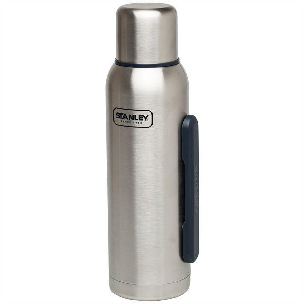 STANLEY | Adventure Vacuum Bottle 1.3L - Brushed Stainless Steel
