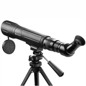 BARSKA | Spotter SV Angled Spotting Scope, 20-60 x 60mm - AD10780