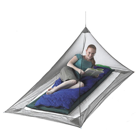SEA TO SUMMIT | NANO Lightweight Mosquito Net Pyramid Tent - Single