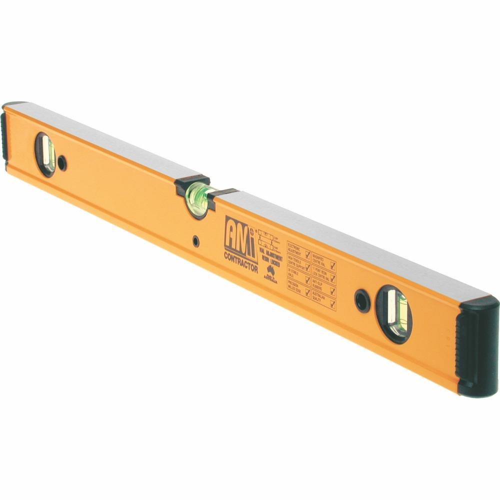 AMI | Professional Contractors Spirit Level - Heavy Duty