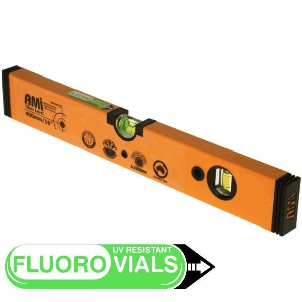 AMI | Professional Tilers Spirit Level - Heavy Duty