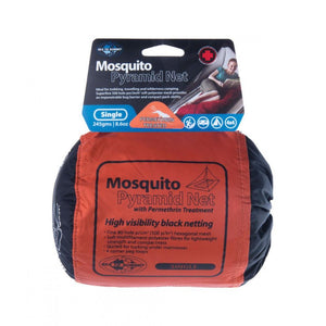 SEA TO SUMMIT | Mosquito / Fly Net Pyramid Tent - Single, Permethrin