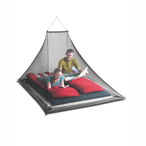 SEA TO SUMMIT | Mosquito / Fly Net Pyramid Tent - Double, Permethrin