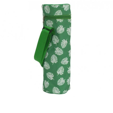 ANNABEL TRENDS |  Picnic Bottle Bag - Leaves