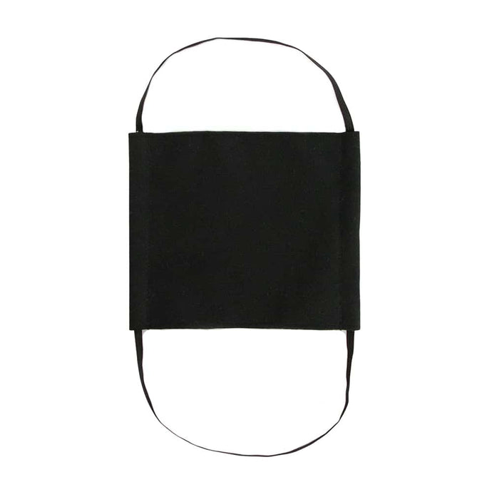 ANNABEL TRENDS | Washable Reusable Face Mask - Black