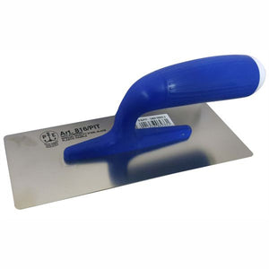 ANCORA PAVAN | 816/PIT Stainless Steel Flexible Trowel, Rounded Corner