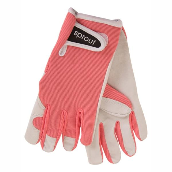 ANNABEL TRENDS  |  Sprout Ladies' Gloves - Coral