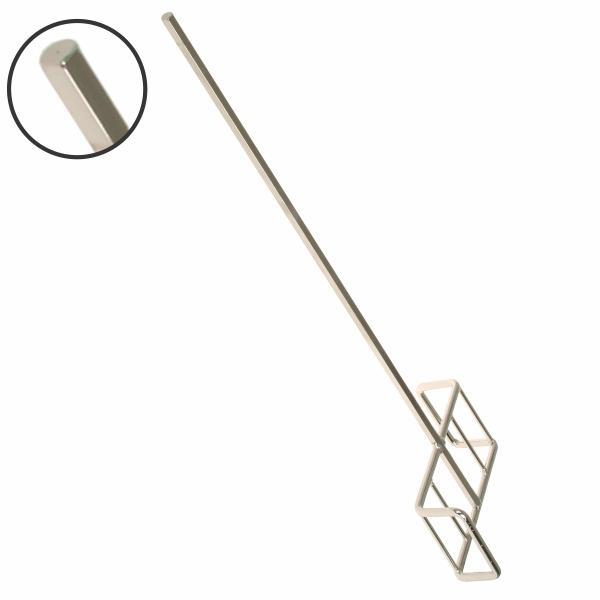 Axis Professional Heavy Duty Mixing Stirrer/Paddle - Hex Drive