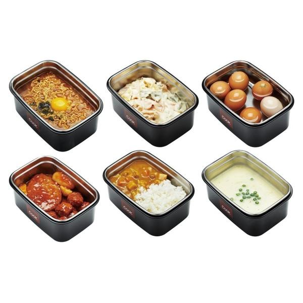 BAROCOOK  |  Flameless Cooking System - Rectangular 1200ml XL