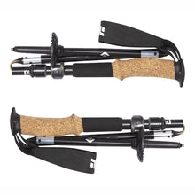 Load image into Gallery viewer, BLACK DIAMOND | ALPINE FLZ18 Aluminium Cork Trekking Poles - Pair