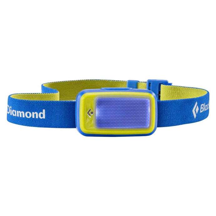 BLACK DIAMOND | WIZ Kids LED Headlamp - Yellow/Blue