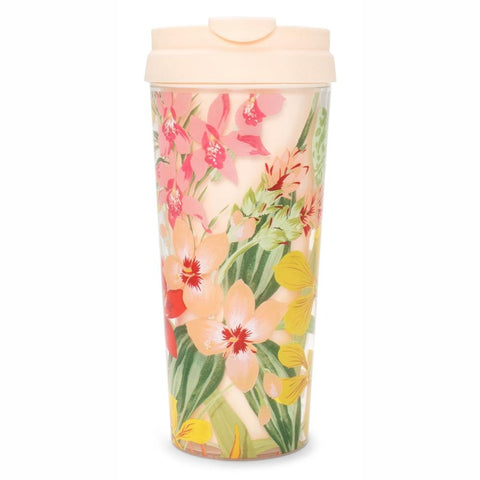 Ban.do Paradiso Floral Thermal Mug | BOTANEX