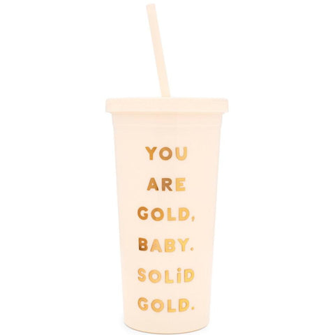 BAN.DO GOLD TUMBLER | BOTANEX