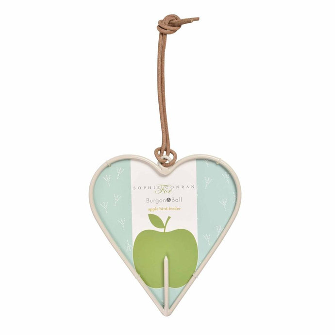 SOPHIE CONRAN | Apple Bird Feeder - Heart