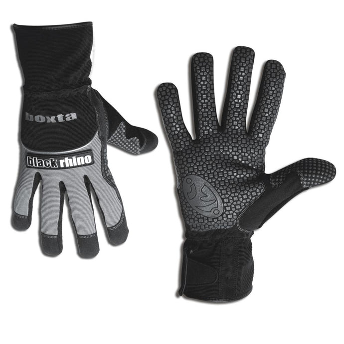 BLACK RHINO | BOXTA Heavy Duty Synthetic Leather Warehouse Gloves - Pair